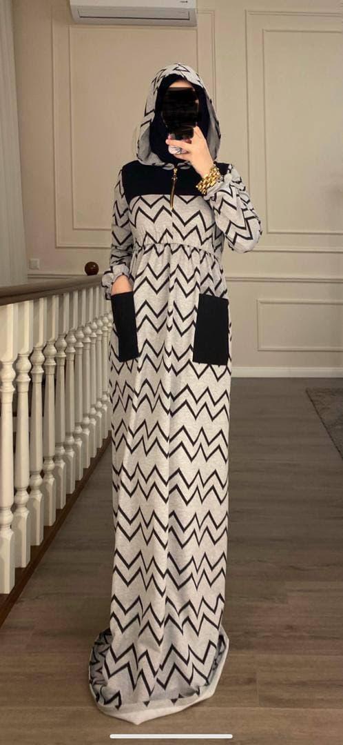 Супер платье, на резинке, с капюшоном оптом